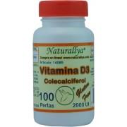Vitamina D3 2000 UI C/100