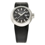【66%OFF】ラウンドウォッチ デイト表示 取替ベルト付 ケース:ブラック ベルト:ブラック、ホワイト ファッション > 腕時計~~メンズ 腕時計