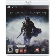 Sony Middle Earth: Shadow Of Mordor PlayStation 3 Standard Edition