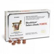 PHARMA NORD Bioaktivní Selen + Zinek FORTE 60 tablet