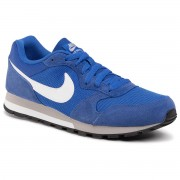 Обувки NIKE - Md Runner 749794 411 Game Royal/White/Wlf Gry/White