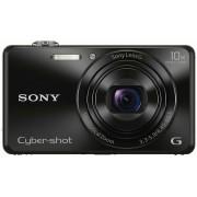 Sony Cyber-shot DSC-WX220 Black crni digitalni kompaktni fotoaparat DSCWX220B DSC-WX220B DSCWX220B.CE3 DSCWX220B.CE3