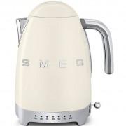 SMEG Klf04creu Bollitore Elettrico A Temperatura Variabile Capacità 1,7 Litri 24