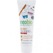 Pasta de Dinti Gel pentru Copii 50ml Neobio
