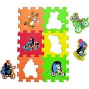 Kisvakond habszivacs puzzle