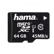 64 GB micro SDXC UHS-I 45MB/s
