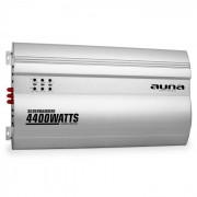 Silverhammer 4-Kanal Auto Endstufe 4400Wmax.
