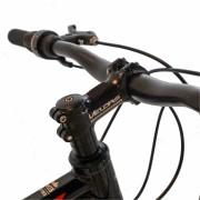 Bicicleta Mtb-Ht 26 Velors Scorpion V2671A cadru aluminiu culoare negrurosu