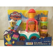 Play-Doh Town Ice Cream Truck & Play-Doh Town Ice Cream Girl