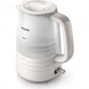 Philips Електрическа кана Daily Collection 1.5 liter 2200 W White/Gray