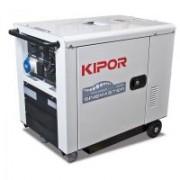 Generator diesel cu automatizare Kipor ID 6000