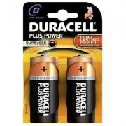 Duracell alkaline batterij D R20 Duralock 2 st