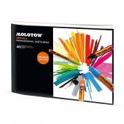 Molotow A3 ONE4ALL Professional Sketchpad DIN