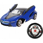 Planet Of Toys 114 R/C 5-Function Racing Driver Car doors open and close with remote