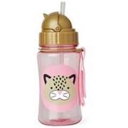 Skip Hop Zoo Flaska Leopard