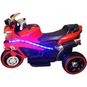 Motocicleta pentru copii cu acumulator lumini sunete rosie