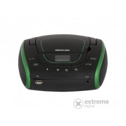 CD player Sencor SPT 1600 BGN USB,MP3, verde-negru