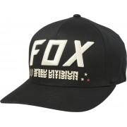 FOX Triple Threat Flexfit Cap Svart L XL