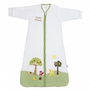 Sac de dormit cu maneca lunga Forest Friends 18-36 luni 2.5 Tog