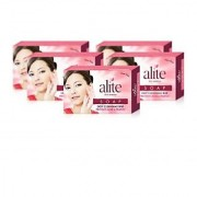 ALITE SKIN ESSENCE SOAP- FOR ACNE AND PIMPLES (COMBO OF 5 SOAPS OF 75 GMS EACH)
