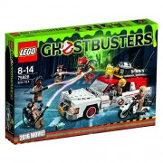 Lego Ghost Busters Ecto 1 and 2, Multi Color