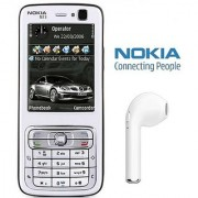 Nokia N73/ Good Condition/ Certified Pre Owned (6 months Warranty) with HBQ Bluetooth