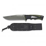 K25 Nůž K25 32171 pevná čepel ZELENÝ