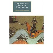 The Rise and Rule of Tamerlane, Paperback/Beatrice Forbes Manz