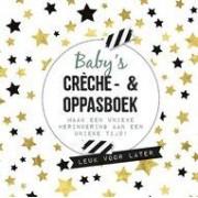 Baby's Creche- en Oppasboek