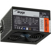 Sursa alimentare Akyga Ultimate ATX Power Supply 350W AK-U4-350 80+Bronze Fan12cm P8 4xSATA PCI-E