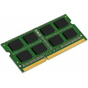 Kingston Technology System Specific Memory 8GB DDR3 1333MHz SODIMM Module geheugenmodule