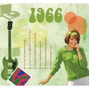 Geen Hits uit 1966 verjaardagskaart