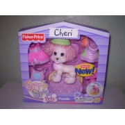 Fisher-Price Snap n Style Pets Cheri Poodle