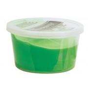 CanDo Terapeutická modelovacia hmota, 450 g, Medium, zelená (Posilňovacie pomôcky)