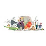 Djeco Animal Parade Giant Puzzle (36 pc)