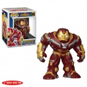"Figurina Funko Pop Marvel Infinity War 6"" Hulk Buster"