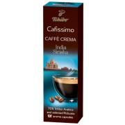 Cutie 10 capsule cafea Tchibo Cafissimo Caffe Crema India Sirisha