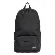 adidas Classic 3 Stripe Backpack - Black