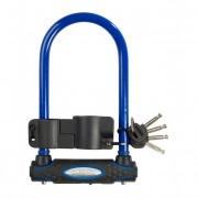 Anti-diefstal U Masterlock Blauw 11 X 21 Cm Voor Op De Fiets