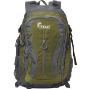 F Gear Plaza Rucksack - 40(Green, Grey)