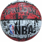 Minge baschet Spalding NBA Grafitti