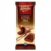 Kandia Ciocolata Intensa cu Lapte 80g