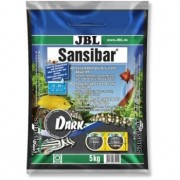 Substrat negru JBL Sansibar, 5 kg