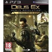 Deus Ex Human Revolution Director's Cut Ps3