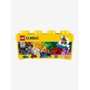 Lego 10696 Caixa de peças criativas, Lego Classic cinzento medio bicolot/multico