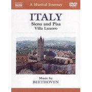 Video Delta Italy - Siena and Pisa - Villa Luxoro - A musical journey - DVD