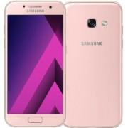 Samsung Begagnad Samsung Galaxy A3 (2017) 16GB Persika Olåst i bra skick Klass B