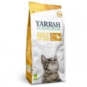 Mancare uscata Bio pentru pisici cu carne de pui, 10kg, Yarrah