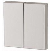 Capac Buton dublu - Argintiu lucios I/O CWIZ-02/43 EATON