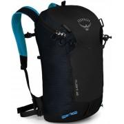 Osprey sportski ruksak MUTANT 22 II, crni/plavi, 22